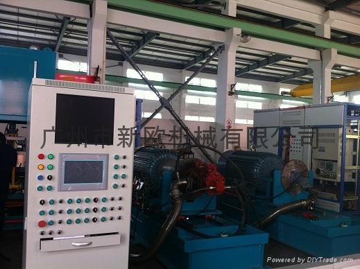 液压柱塞泵出厂试验台