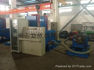 标准液压试验台(手动/自动控制,人工/电脑采集)