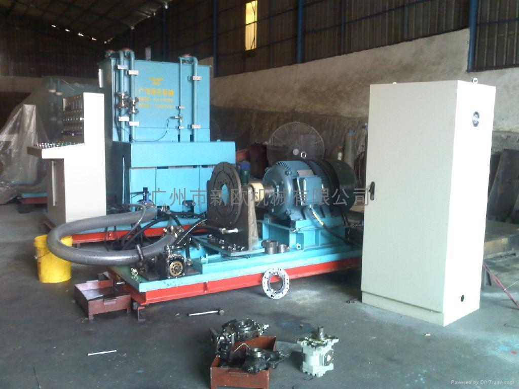 液压泵试验设备