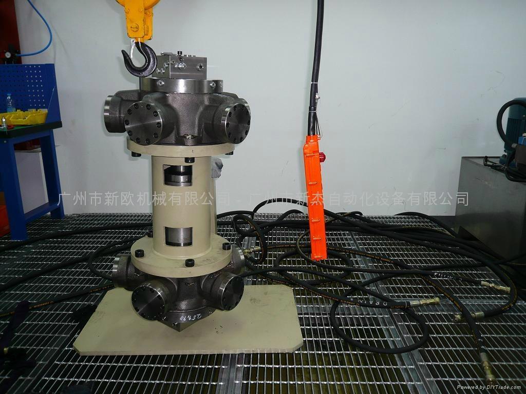 液压马达测试台