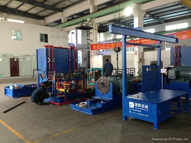 液压泵马达阀发动机试验台
