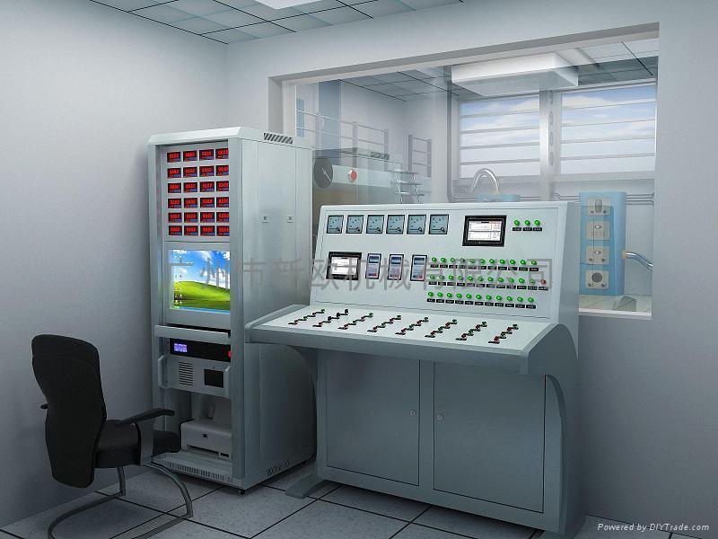 电脑控制液压试验台
